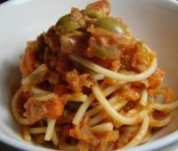 Salsa de atún con tomate: Receta rápida