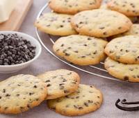 Como hacer exquisitas cookies con chispas de chocolate
