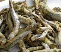 Cómo hacer cornalitos fritos: Receta para hacer cerca del mar
