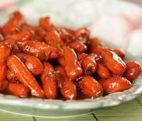 Receta de Batatas y zanahorias glaseadas