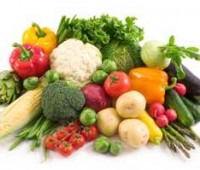 Ensaladas muy saludables: Usar muchos colores de verduras