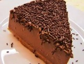 Tarta de Chocolate, queso y café