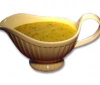 Salsa Curry Hindú tradicional