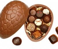 Aprendé con este video a hacer huevos de chocolate para Pascua