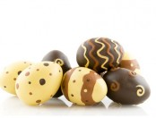 ¿Cuántos huevos de Pascua salen con 1 Kg de chocolate?