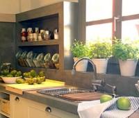 Huerta en la cocina: Aromáticas a full