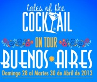 Tales of the Cocktail: 28 al 30 de abril en Buenos Aires- Festival del Cocktail
