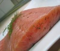Salmón rosado marinado ¿Cómo marinar el salmón?