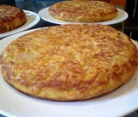 Tortilla de tallarines: receta rápida y fácil