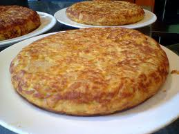 tortilla de tallarines
