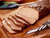 ¿Cómo hacer para que quede dorada la carne de cerdo al horno?