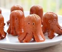 Imágenes de cómo darles de comer a los niños en forma divertida