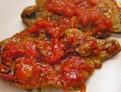 Bifes a la Pizzaiola