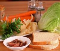 Ensalada crocante: Ensalada fresca y sabrosa