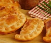Empanadas de pollo caseras