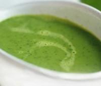 Sopa crema de Calabacines