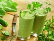 Licuados con frutas y verduras: Opción sana y fresca