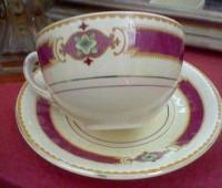 "Equivalencias a una taza de té: Medidas a ""ojo"""