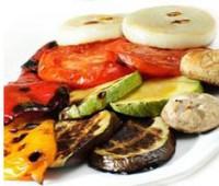 Mix de Verduras asadas aromatizadas