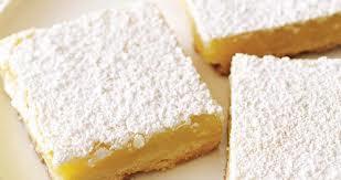 cuadraditos de limon
