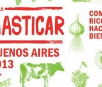 """Feria Masticar Buenos Aires 2013 """"Comer rico hace bien"""""""