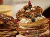 Receta de Hot Cakes caseros