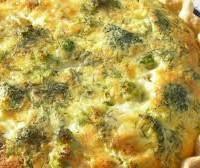 Receta de Tarta casera de Brócolis
