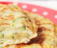 Tortilla de zuquinis: Receta fácil y rápida