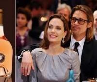 Vino rosado de Angelina Jolie y Brad Pitt es el mejor del mundo