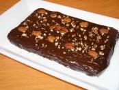 Receta para Navidad: Turrón de Chocolate