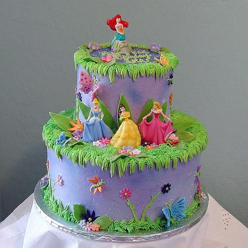 Tortas Para Ni 241 As De Princesas Imagui
