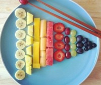 Cómo hacer que nuestros chicos coman fruta: Imágenes