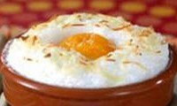Receta de huevos al horno