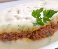 Receta: Pastel de carne Argentino