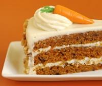 Receta: Pastel de Zanahoria