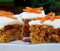 Receta: Torta Negra de Zanahorias
