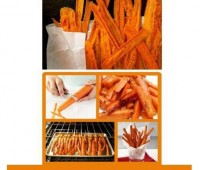 Cómo hacer botanas de zanahoria light: Infografía