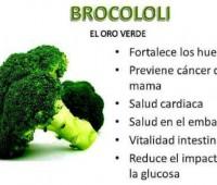 Brócoli: Oro verde- Imágen