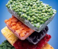¿Cómo freezar verduras frescas?