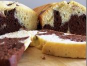 Receta: Torta Marmolada
