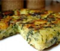 Tortilla rápida de brócoli – Especial para vegetarianos