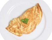 Receta de Tortilla Francesa u Omelet