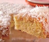 Receta: Torta de Coco