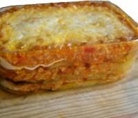 Receta: Pastel de Carne y Berenjenas