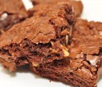 Receta: Brownies en el microondas