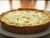 Receta especial para vegetarianos – Tarta de alcauciles o alcachofas