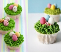 Cupcakes decorados para Pascua: Ideas