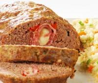 Receta: Pan de Carne
