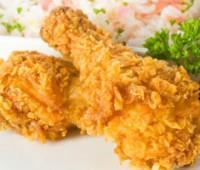 Receta: Pollo Frito Americano
