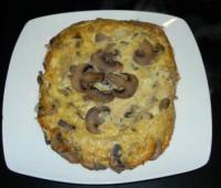 Receta: Tortilla Argentina de Champiñones